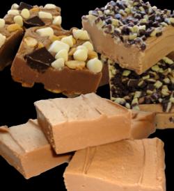 Milk Chocolate Fudge